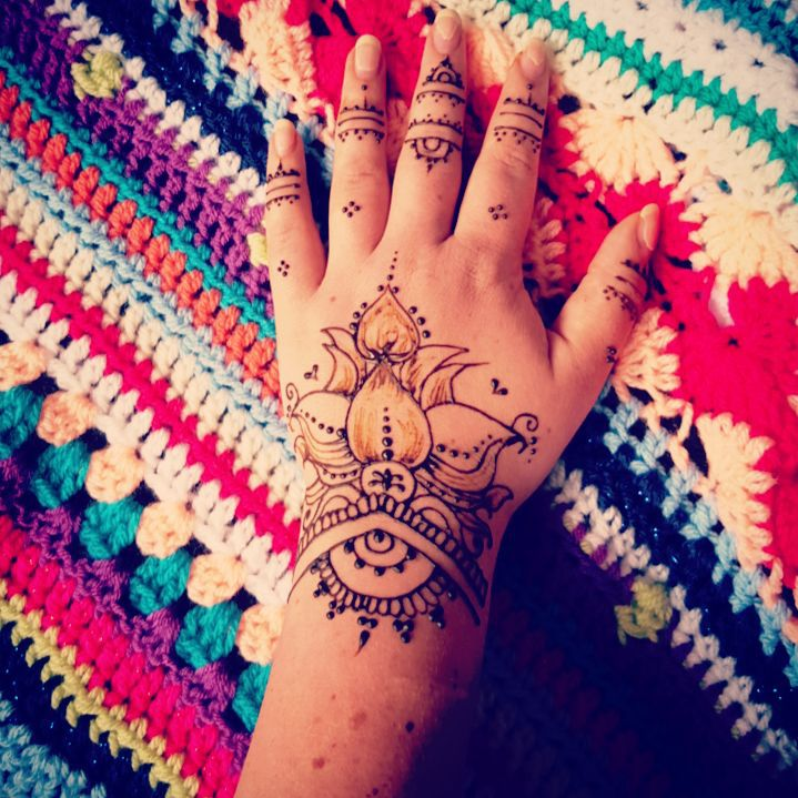 Mehndi Patterns And Their Meanings : How long do henna tattoos last inspirational designs
