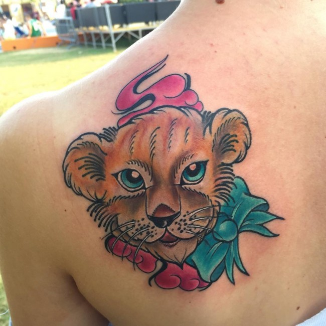 110+ Best Wild Lion Tattoo Designs & Meanings - Choose Yours (2019)