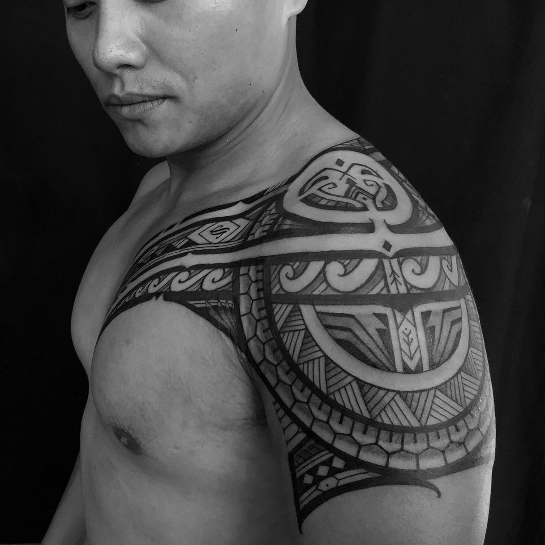 Tribal Tattoos: 65+ Mysterious Traditional Tribal Tattoos For Men And