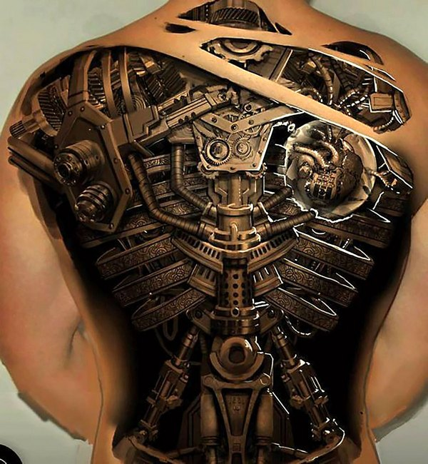 80 Best 3d Tattoo Designs For Men And Women Trendy Popular 2018
