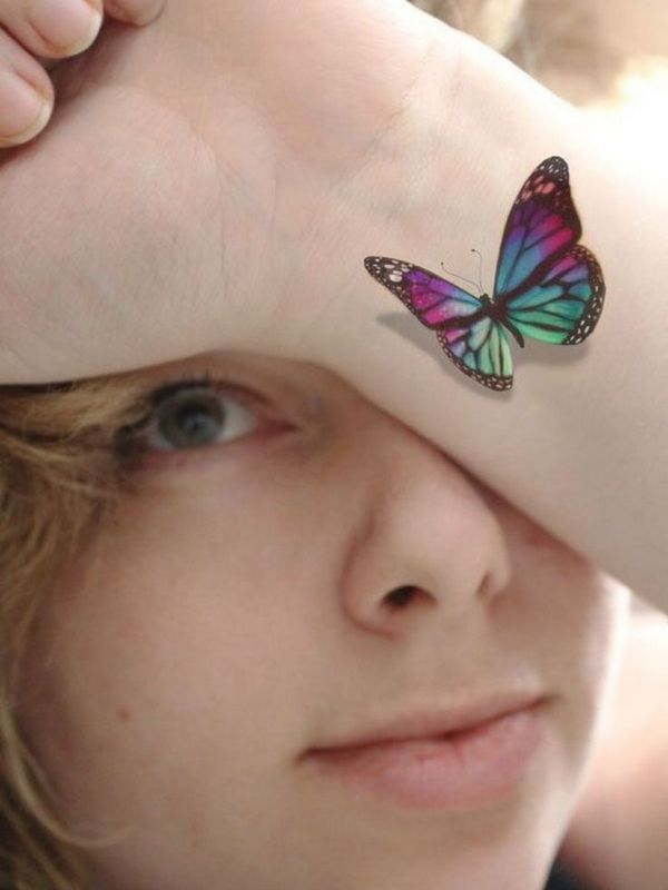 3D Tattoo Designs 2016