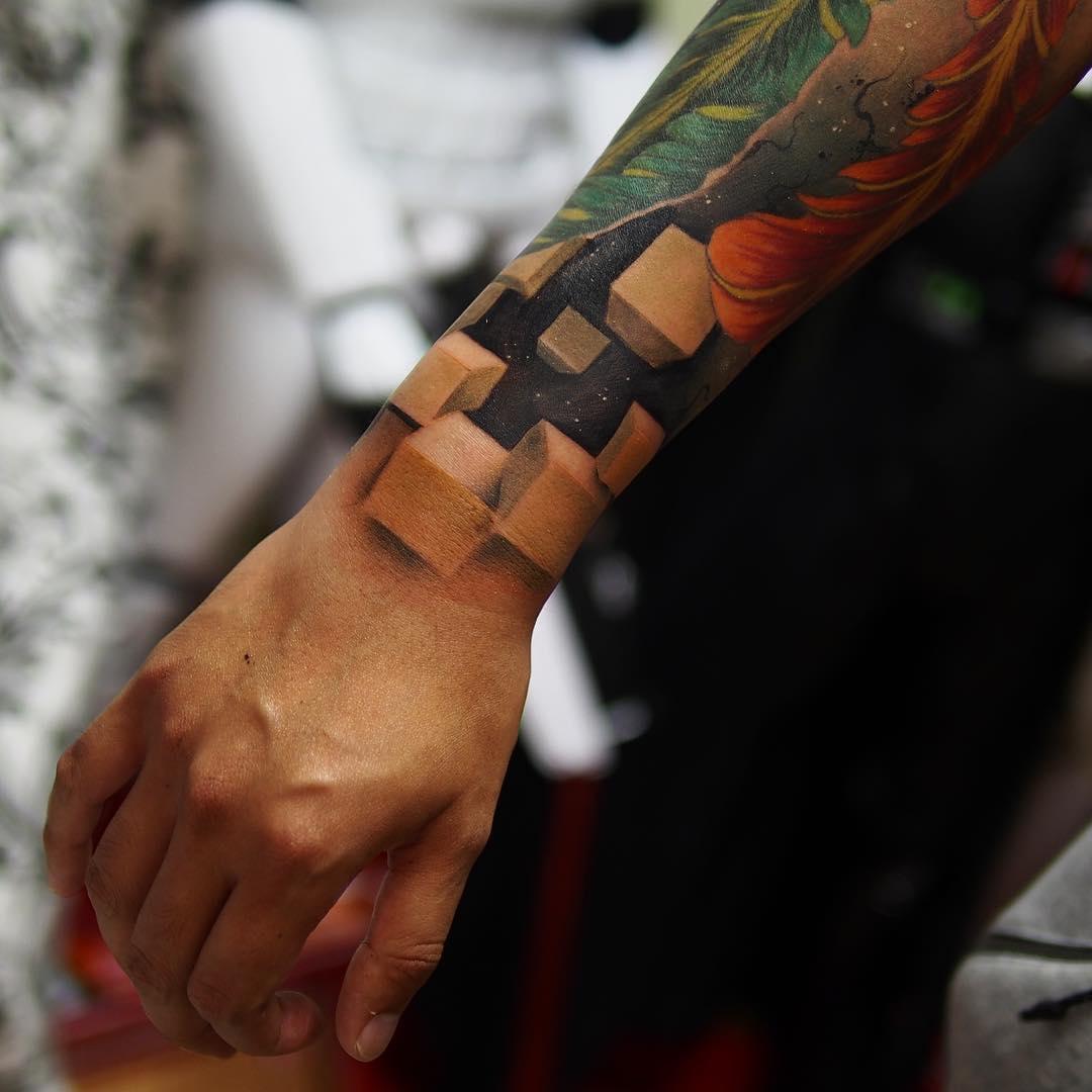 80+ Best 3D Tattoo Designs for Men and Women - Trendy ...