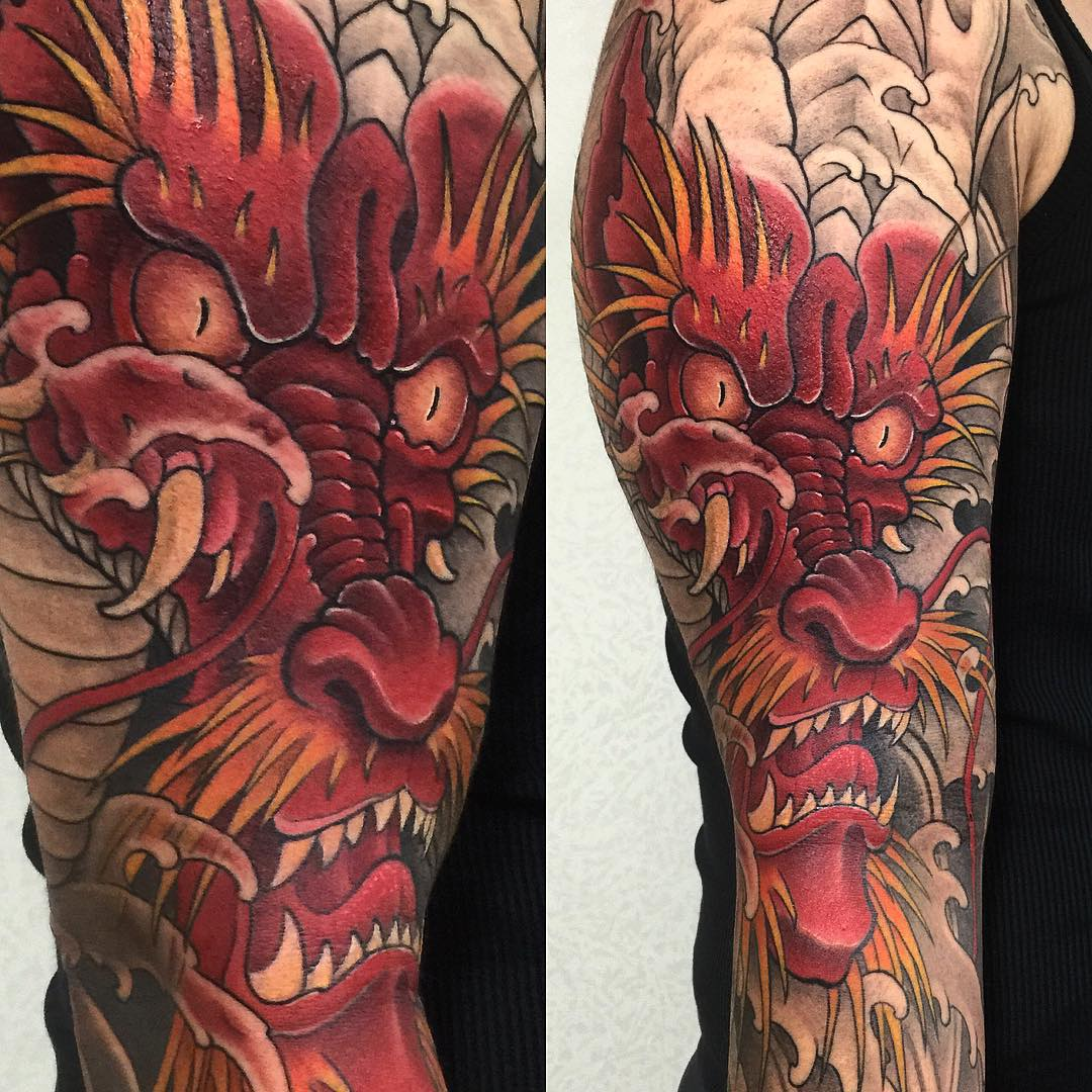 75+ Unique Dragon Tattoo Designs & Meanings