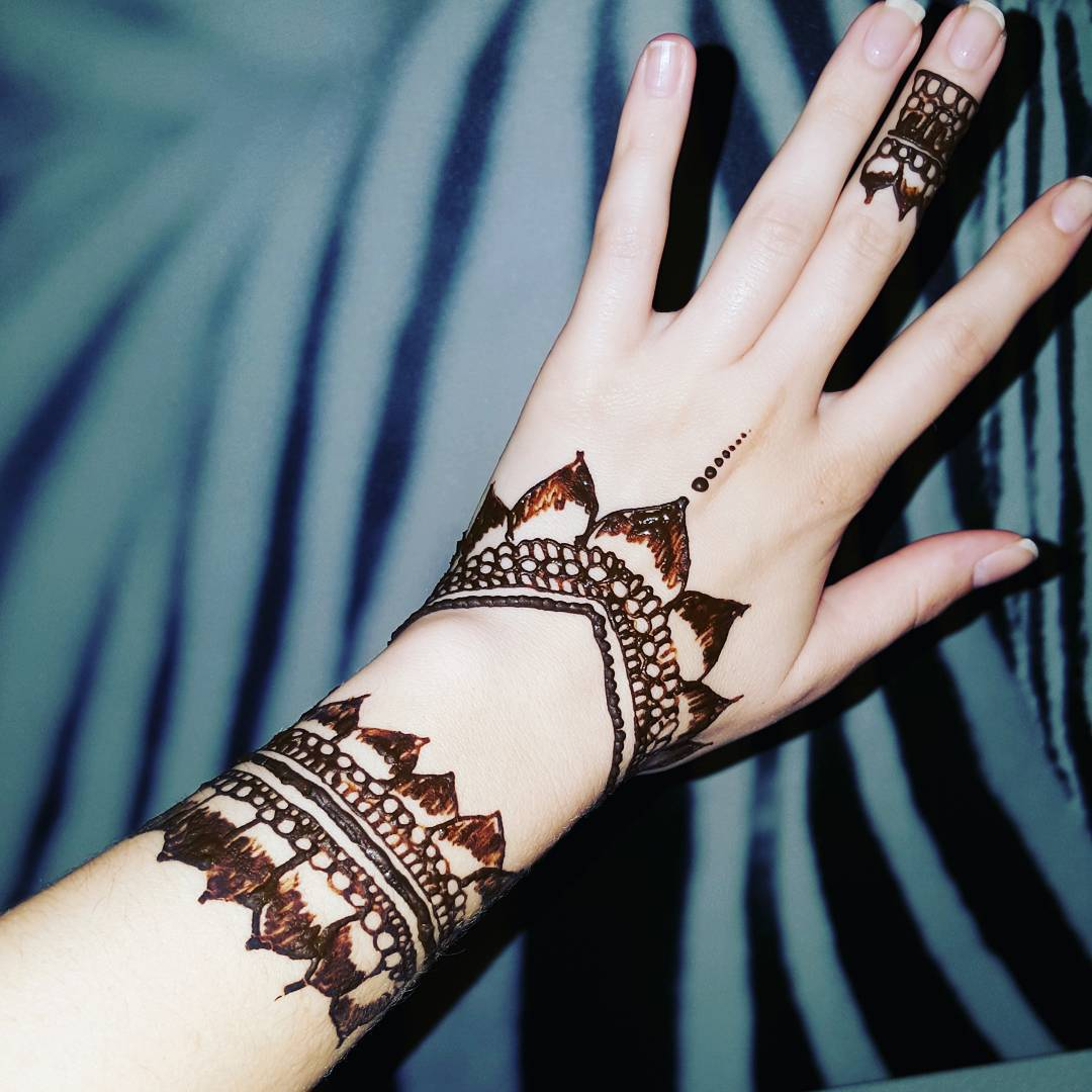 Henna And Tattoo Art