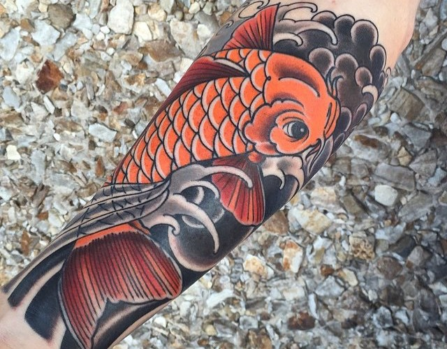 Spiritual for Types of koi fish and meanings