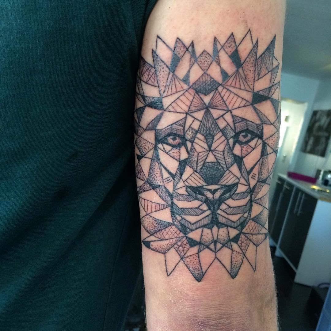 Leo Tattoos: 110+ Best Wild Lion Tattoo Designs & Meanings