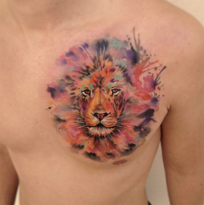 110 Best Wild Lion Tattoo Designs Meanings Choose Yours 2019