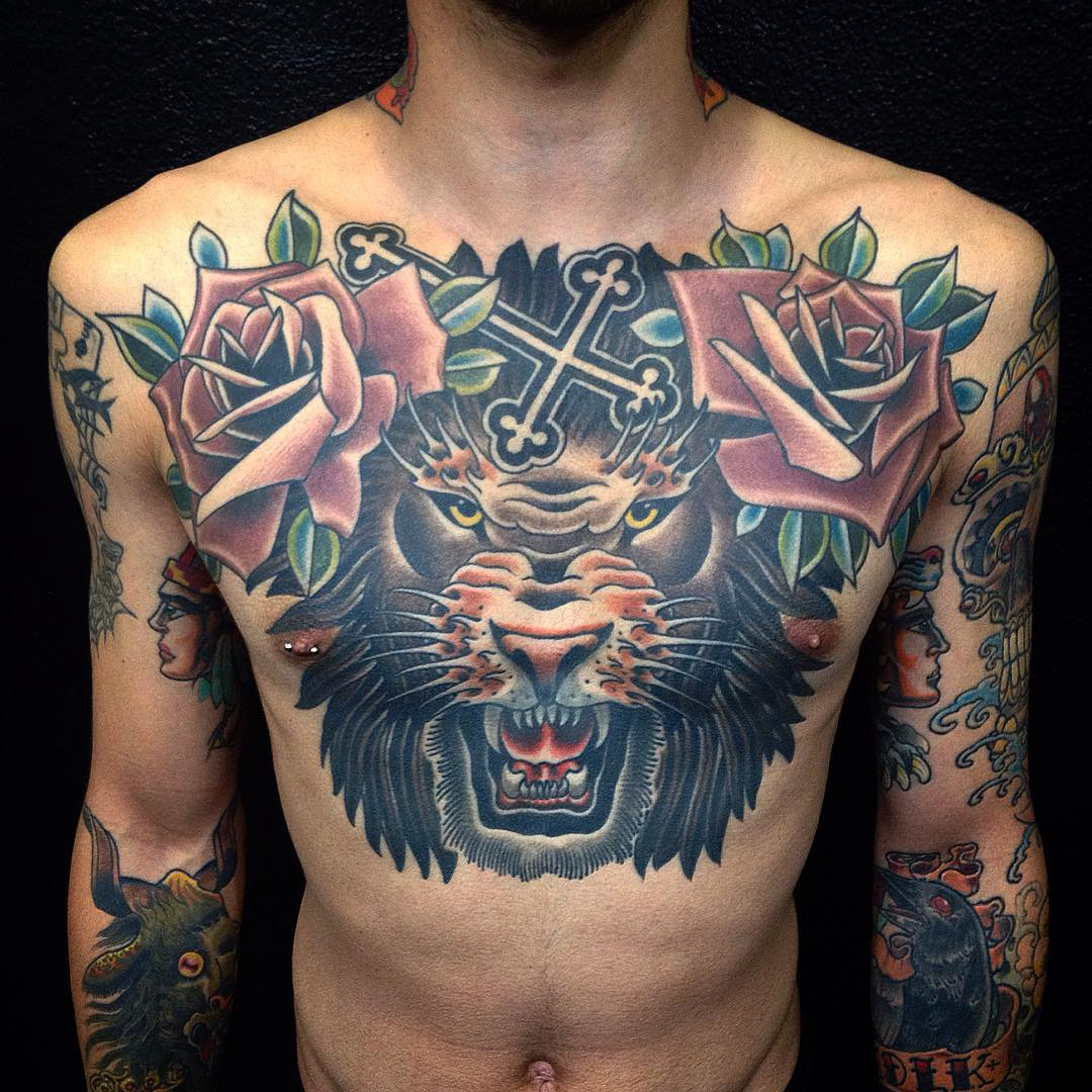 80+ Stylish Roses Tattoo Designs & Meanings