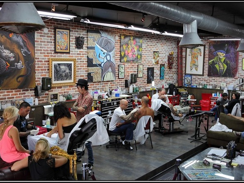 9 tips how to find the best tattoo parlors 2018 ideas for Single needle tattoo artists near me