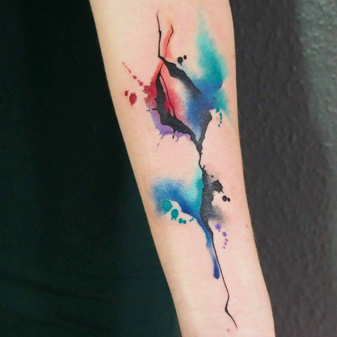 130 best watercolor tattoo designs meanings unique