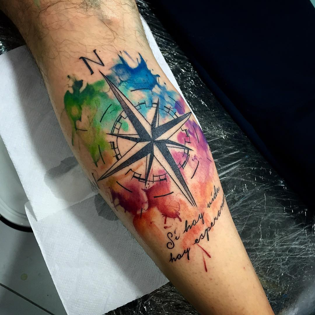 130+ Best Watercolor Tattoo Designs & Meanings - Unique ...