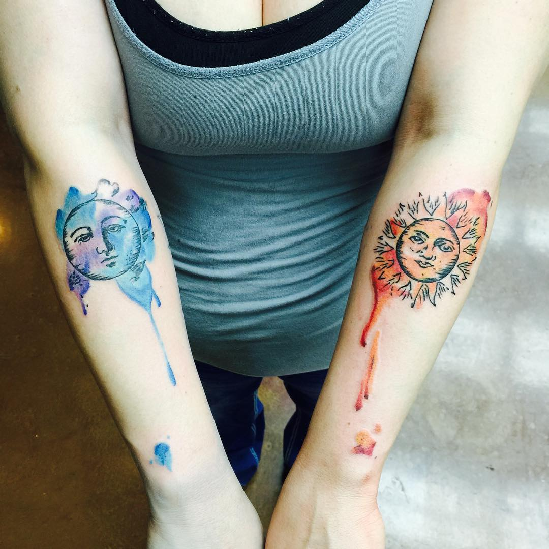130+ Best Watercolor Tattoo Designs & Meanings