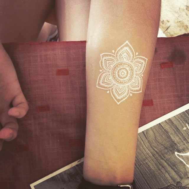 25 unique and elegant white tattoo designs and ideas ForHow Much Are White Tattoos