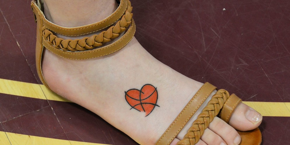 45+ Best Basketball Tattoos Designs & Meanings — Famous Celebs(2018)