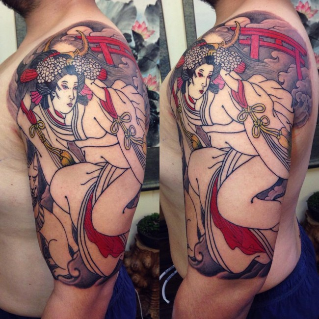 Japanese tattoo (1)
