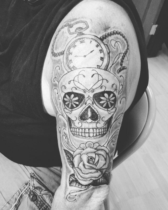 Skull Tattoos (1)