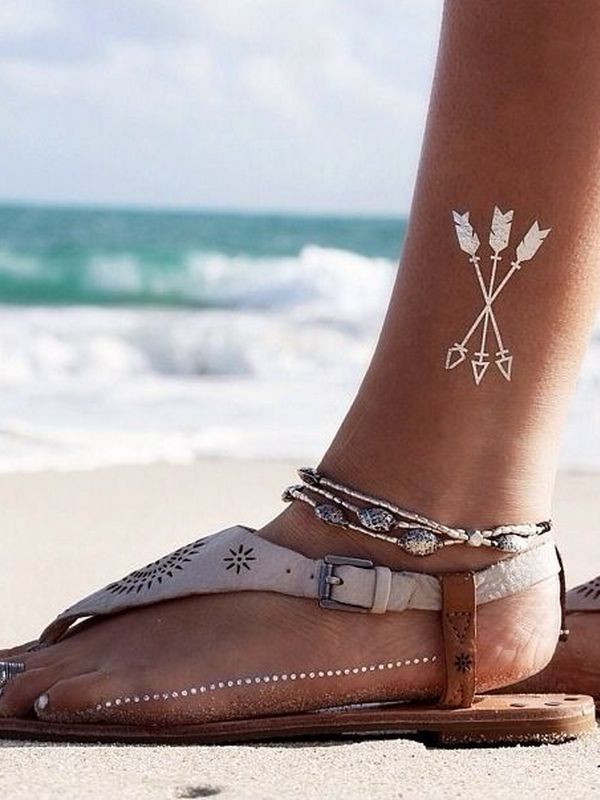 watch ankle feather anklet bracelets guys youtube for
