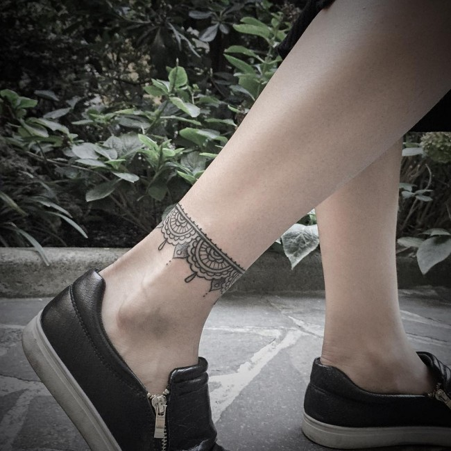 gold image bracelet anklet bracelets beach barefoot is female simple foot women s ankle jewelry itm loading sandal chain