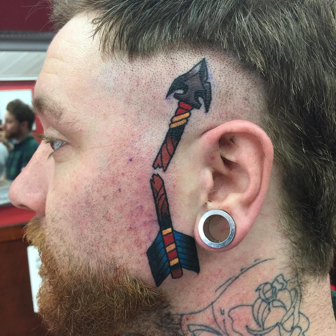 75 Best Arrow Tattoo Designs Meanings
