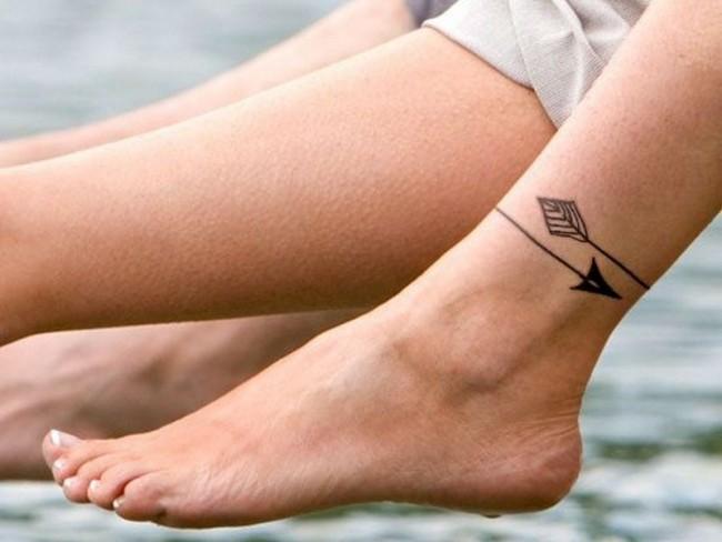 55 Conceptions De Tatouage De Fleche Positive Tattoo Moi Le Blog