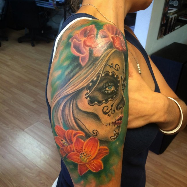 day-of-the-dead-tattoo (26)