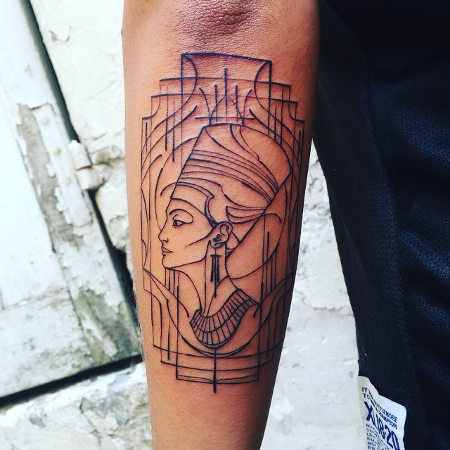 egyptian tattoo 9