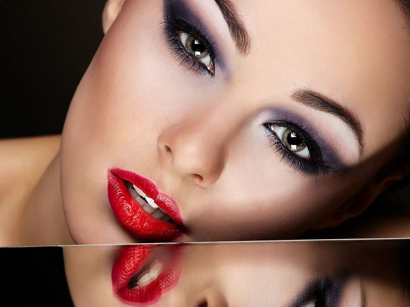 35 Beautiful Eyebrow Tattoo Designs For Women Individual Art 2018