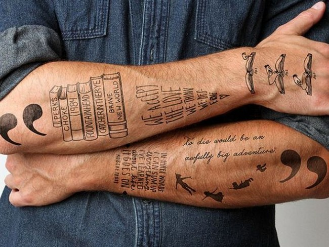 100+ Best Forearm Tattoo - Designs & Meanings (2018)