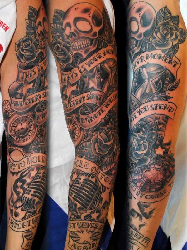 55 best full sleeve tattoos