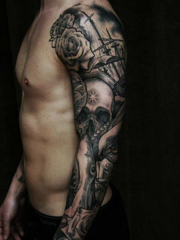 125 Sleeve Tattoos For Men And Women Designs Meanings 2018