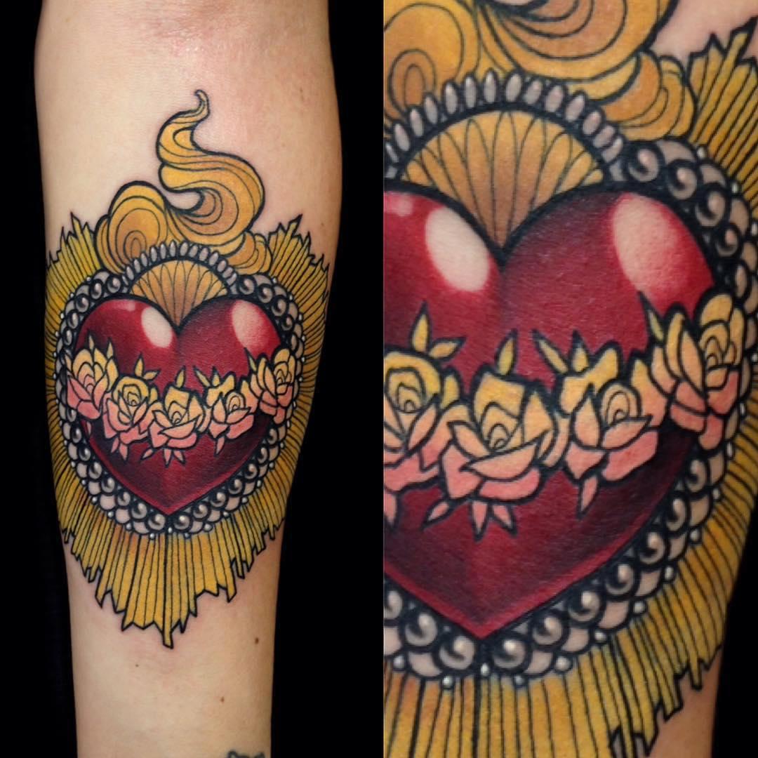 95+ Best Heart Tattoo Designs & Meanings
