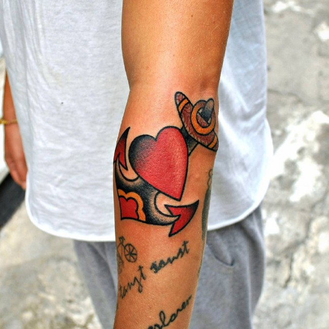 Heart Tattoos