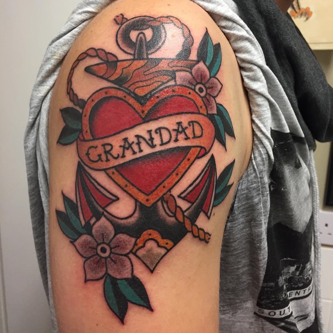 Heartbroken Tattoos