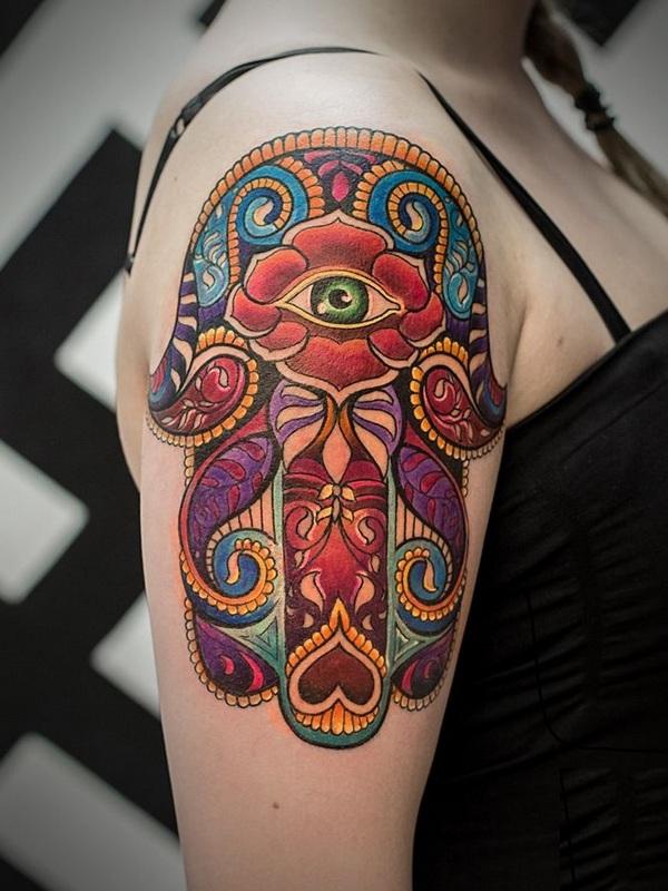 ndian tattoo