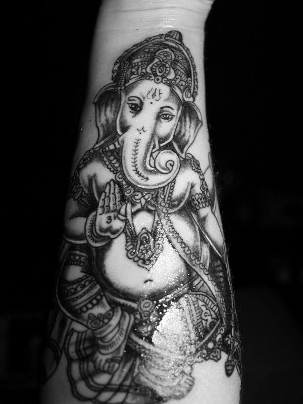 Indian tattoo