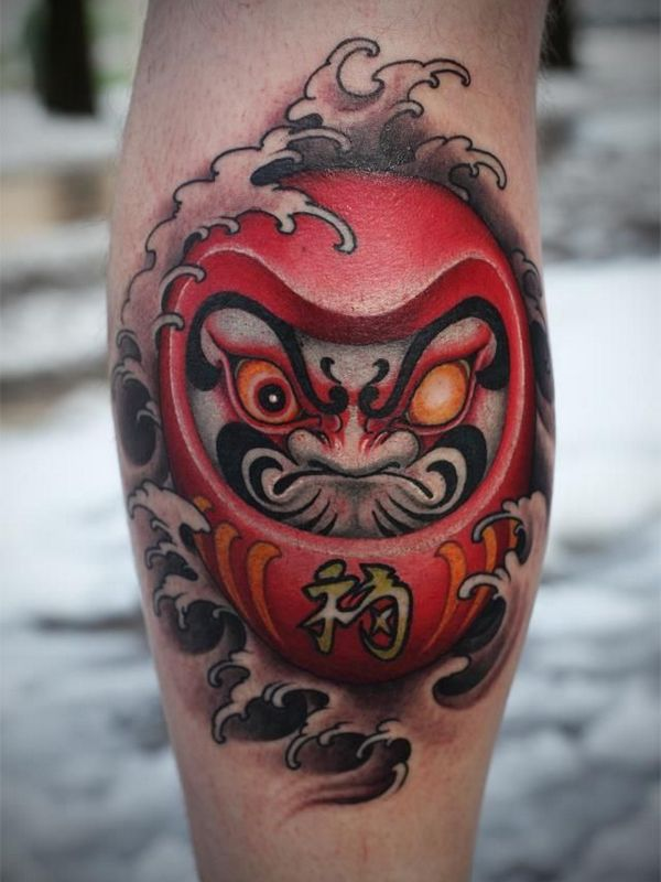 50 spiritual traditional japanese style tattoo meanings for Oriental tattoo