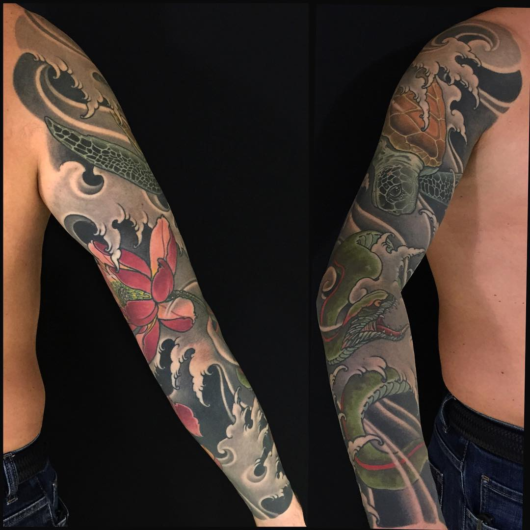 Japanese Tattoo Designs And Their Meaning Japanese Tattoo