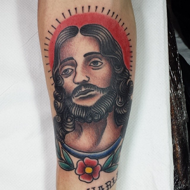55+ Best Jesus Christ Tattoo Designs & Meanings - Find Your Way (2018)