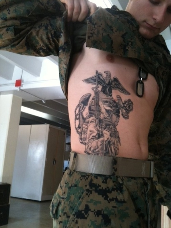 30 Best Images Of Military Tattoos