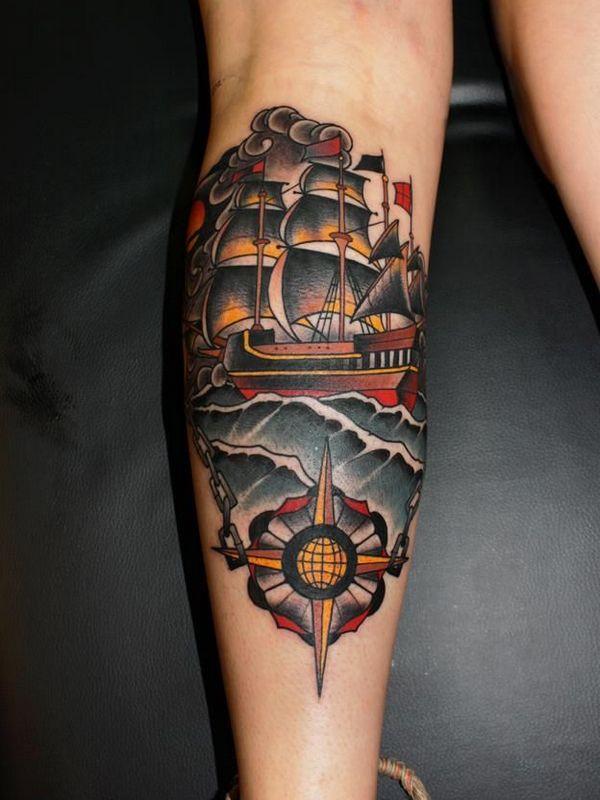 Pirate Tattoo