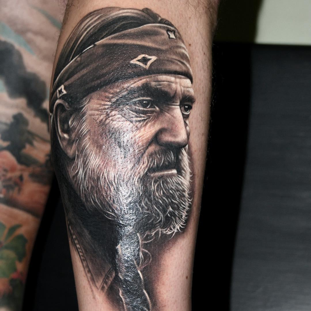 Tattoo Designs Woman Portrait: 70+ Best Portrait Tattoos Designs & Meanings