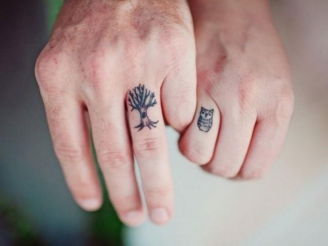 Relationship tattoo