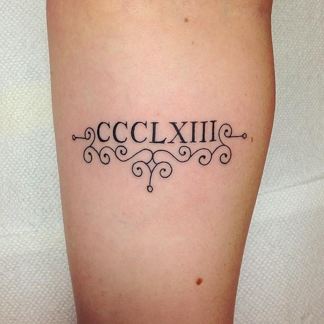 roman-numeral-tattoo (4)