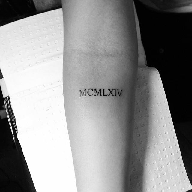 roman-numeral-tattoo (7)