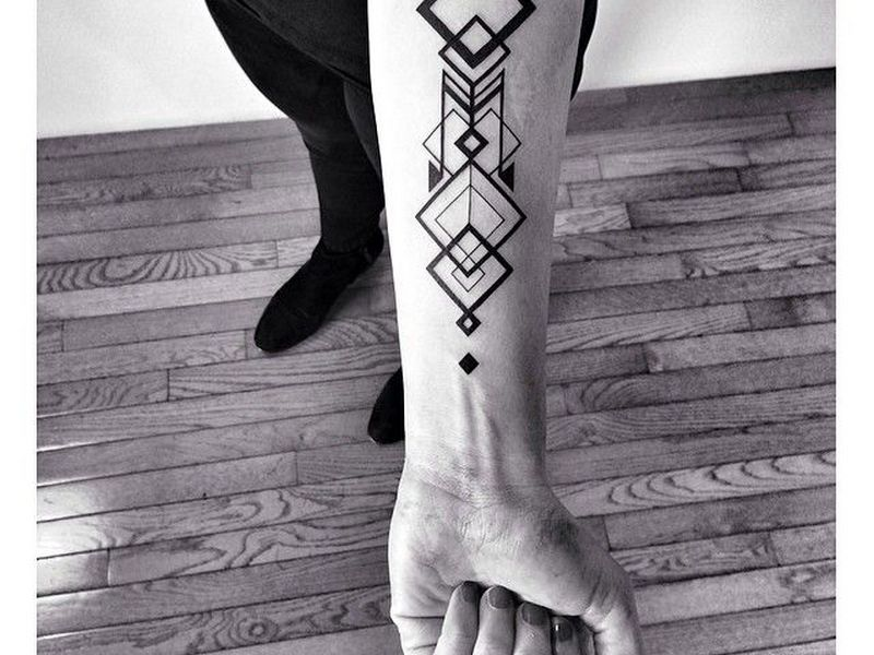 40 Mysterious Sacred Geometry Tattoo Meaning And Designs 2018