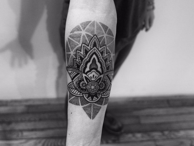 ee664ef3e 40 Mysterious Sacred Geometry Tattoo Meaning and Designs (2019)