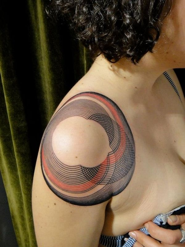 sacred geometry tattoos