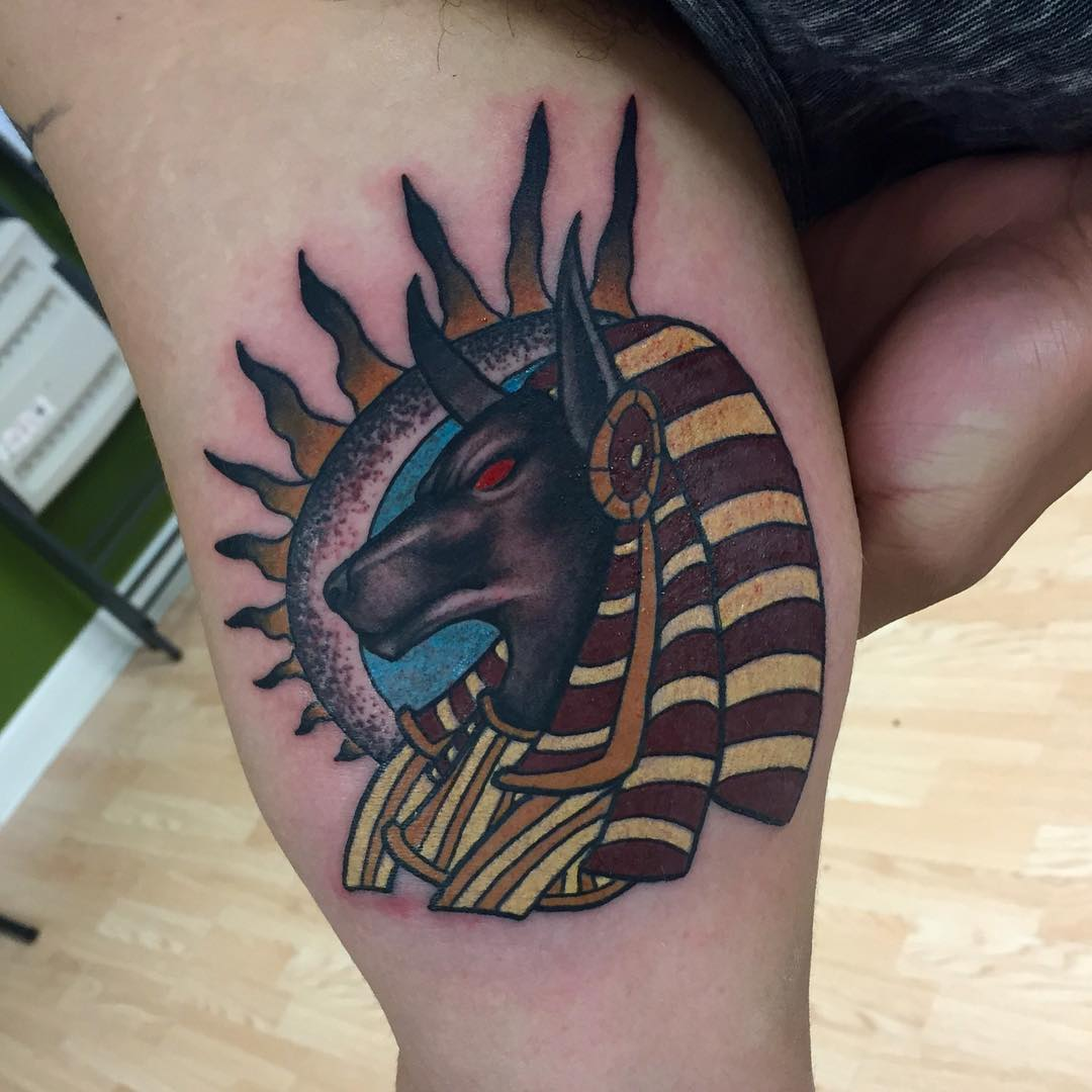 70+ Best Egyptian Tattoo Designs&Meanings -History On Your