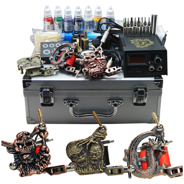 Tattoo Kits and Equipment: How to Purchase It Carefully?