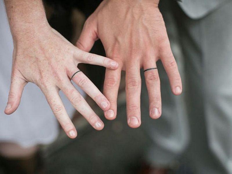 55+ Wedding Ring Tattoo Designs & Meanings - True ...